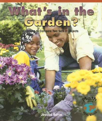 What's in the Garden? Learning to Compare: Jessica Baron