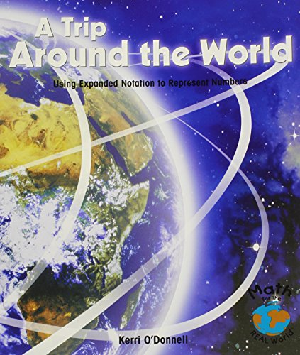 9780823988716: A Trip Around the World (Powermath)