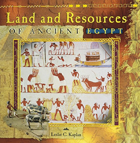 9780823989317: Land and Resources of Ancient Egypt (Primary Sources of Ancient Civilizations)