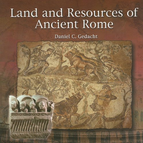 9780823989430: Land and Resources of Ancient Rome (Primary Sources of Ancient Civilization: Rome)