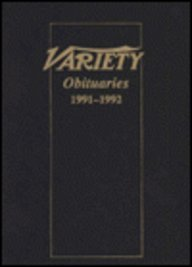Variety Obituaries 1991-92 V14: Staff, Daily Variety
