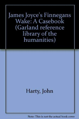 9780824012113: JAMES JOYCE'S FINNEGANS WAKE (Garland Reference Library of the Humanities)