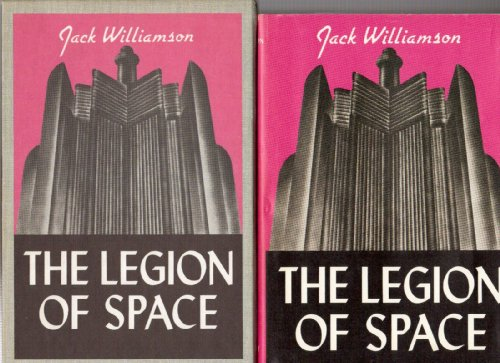 9780824014438: LEGION OF SPACE SF43 (The Garland Library of Science Fiction)