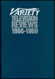 9780824025953: Variety Television Reviews, 1966-1969