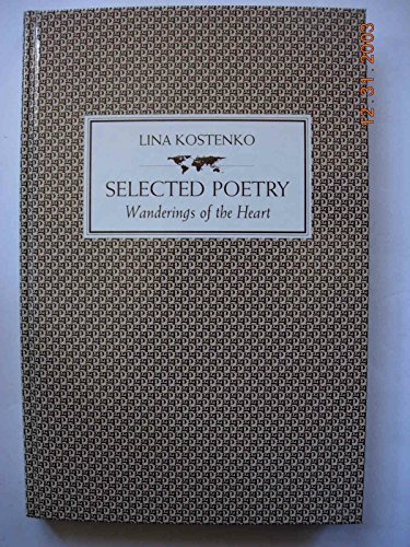 SELECT POETRY OF KOSTENKO (World Literature in Translation): Naydan