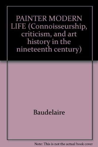 baudelaire essay on modernity Charles baudelaire is often considered a late romantic poet even baudelaire sought to equate himself with archetypal romantic figures like byron, hugo, and gautier.