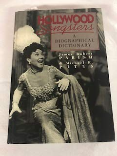 9780824034443: Hollywood Songsters (Garland Reference Library of the Humanities)