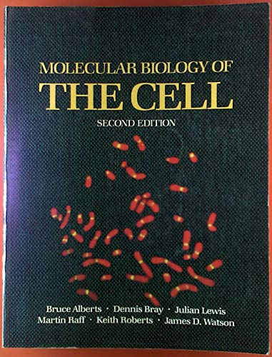 9780824036966: Molecular Biology of the Cell