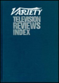 9780824037949: Variety Television Reviews, Vol. 15 (1923-88)