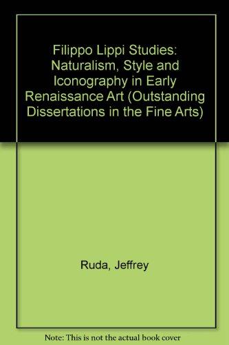 FILIPPO LIPPI STD RUDA (Outstanding Dissertations in the Fine Arts): Ruda