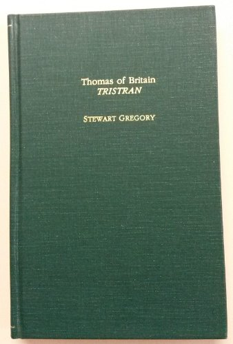 9780824040345: Thomas Of Britain: Tristran (Garland Library of Medieval Literature)