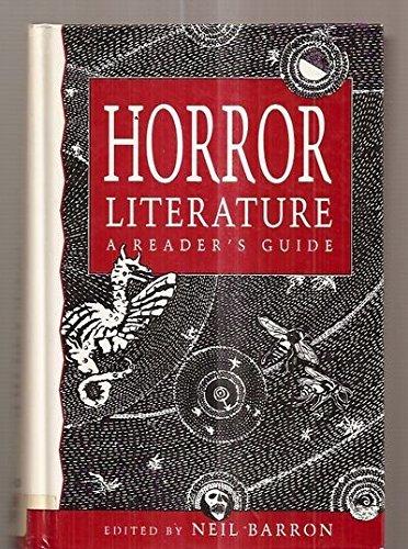 9780824043476: Horror Literature
