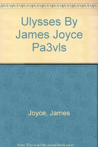 9780824047481: Ulysses: A Critical and Synoptic Edition (3 Volumes)