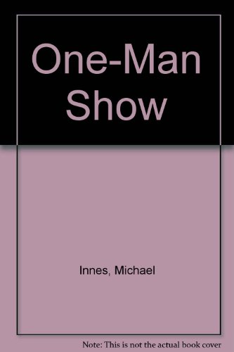 9780824049942: ONE MAN SHOW (50 classics of crime fiction, 1950-1975)
