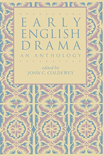 9780824054656: Early English Drama: An Anthology (Garland Reference Library of the Humanities)