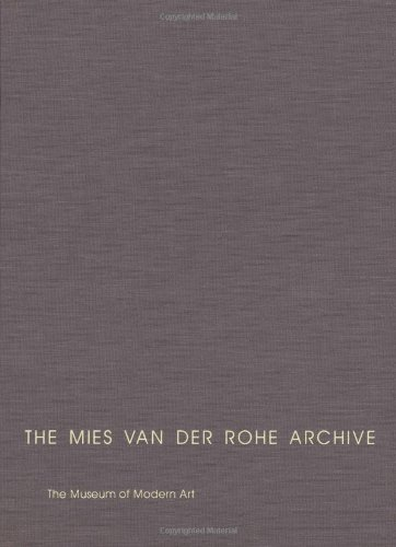 9780824059927: The Mies Van Der Rohe Archive, Vol. 8: IIT, Vol. 1: Master Plan, General Studies, Preliminary Studies and Other Buildings and Projects