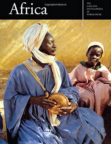 9780824060350: Africa (Garland Encyclopedia of World Music, Volume 1)