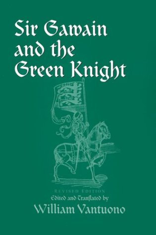 9780824060985: Sir Gawain and the Green Knight, A Dual-Language Version (Garland Reference Library of the Humanities, Vol 1265)