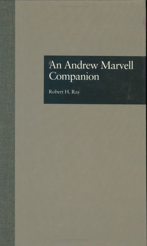 9780824062484: An Andrew Marvell Companion