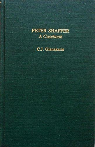 Peter Shaffer: A Casebook: C. J. Gianakaris