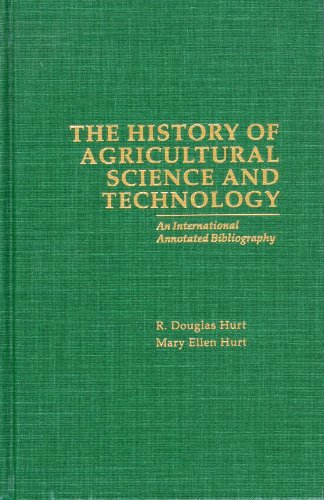 9780824071820: Hist Agricultural Sci & Tech (BIBLIOGRAPHIES ON THE HISTORY OF SCIENCE AND TECHNOLOGY)