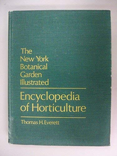 9780824072315: The New York Botanical Garden Illustrated Encyclopedia of Horticulture, Vol. 1