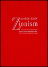 9780824073503: Outlines for Commitment: From Herzl to Balfour & Wilson (American Zionism)