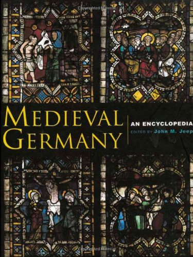 9780824076443: Medieval Germany: An Encyclopedia