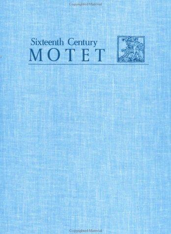 9780824079048: Selections from Motetti de la Corona Libro Primo: (Fossombrone, 1514) (Sixteenth Century Motet Series)
