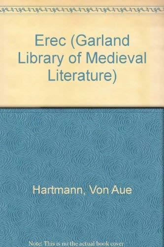 9780824085087: Hartmann von Aue Erec