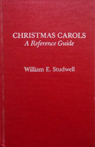 9780824088996: Christmas Carols: A Reference Guide
