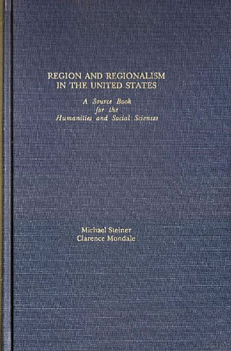 9780824090487: REGION & REGIONALISM US (Garland Reference Library of Social Science)
