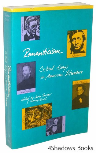 essays in romanticism prisms