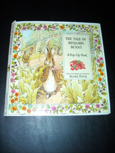 9780824100162: The Tale of Benjamin Bunny (A Pop-Up Book)