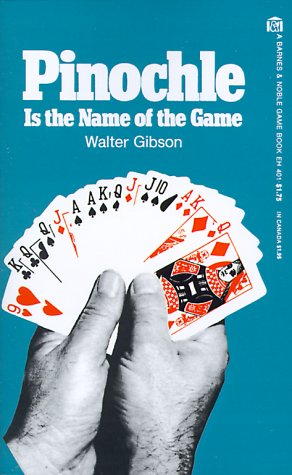 9780824103941: Pinochle is the Name of the Game