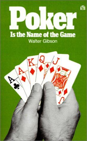 9780824103958: Poker is the Name of the Game