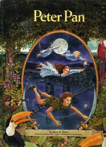 Peter Pan (Volume 9): Andrea Stacy Leach