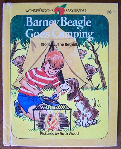 9780824159559: Barney Beagle Goes Camping (Wonder Books Easy Reader)