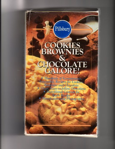 Cookies, Brownies, and Chocolate Galore (4 Volumes) (0824182049) by Pillsbury