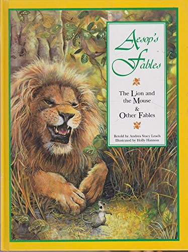 Aesop's Fables: Andrew Stacy Leach