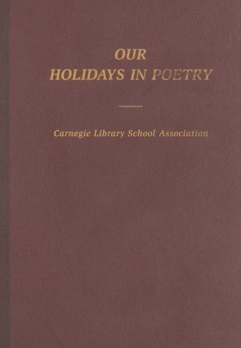 Our Holidays in Poetry (Hardback)