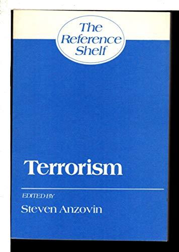 9780824207250: Terrorism (The Reference Shelf Vol 58, No 3)