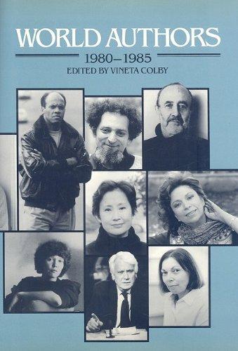 9780824207977: World Authors, 1980-1985 (Wilson Authors Series)