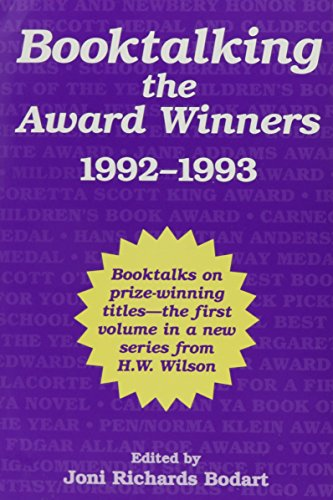 Booktalking: The Award Winners 1992-1993 (Bookstalking)