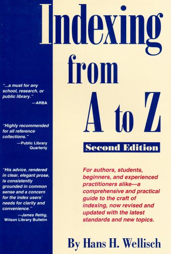 9780824208820: Indexing from A to Z