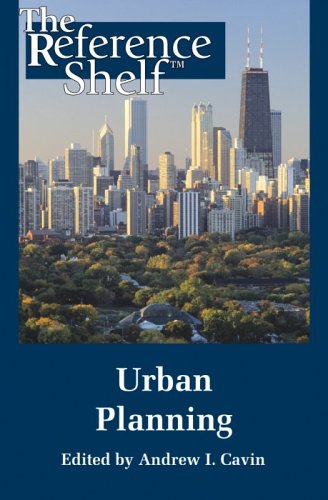 9780824210229: Urban Planning (Reference Shelf)