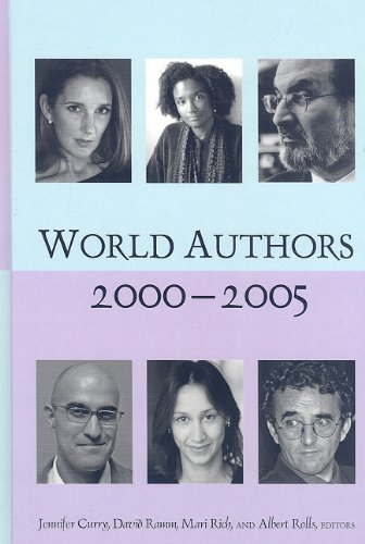 9780824210779: World Authors 2000-2005