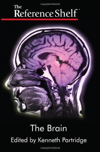 9780824210885: The Brain (Reference Shelf, Vol. 81, No. 1)