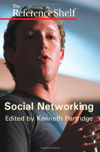 9780824211103: Social Networking (The Reference Shelf)