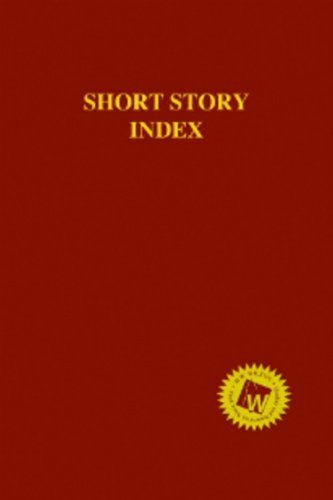 Short Story Index 2012 (Paperback): H.W. Wilson